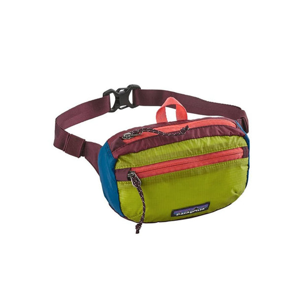 LW Travel Mini Hip Bag - Patchwork
