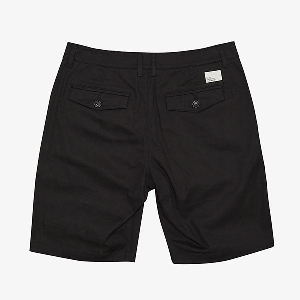 J.A.F Port Shorts - Black