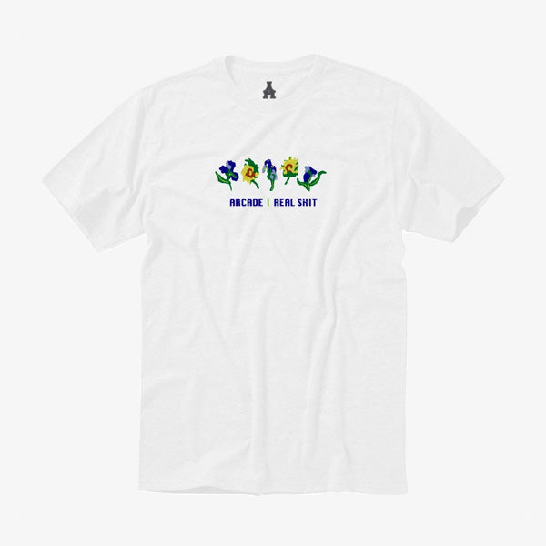 Real Shit Tee - White