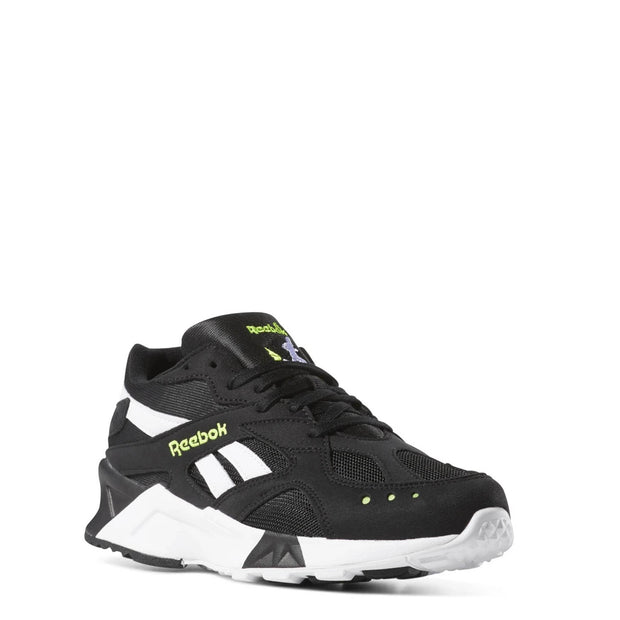 Aztrek - Black/White/Solar Yellow
