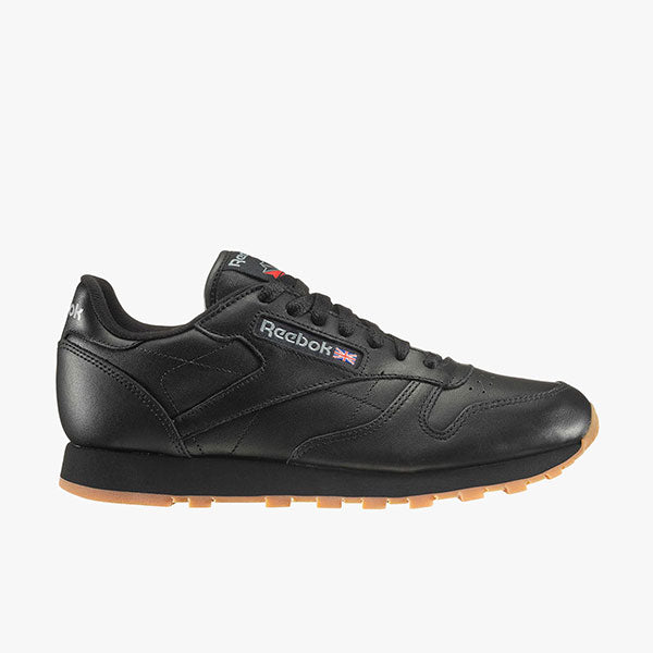 Classic Leather - Black/Gum