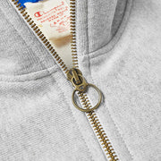 Champion - Reverse Weave Zip Crew - Oxford Grey