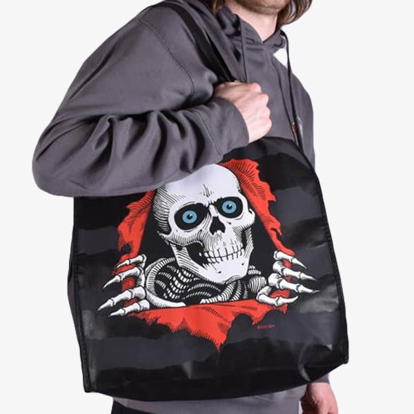 Tote Bag Ripper  - Black