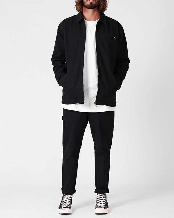 Harrington Jacket - Black