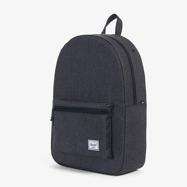 Settlement Backpack - Black Crosshatch