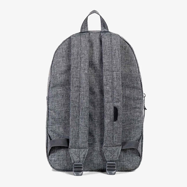 Herchel Supply Co - Settlement Backpack - Raven Crosshatch