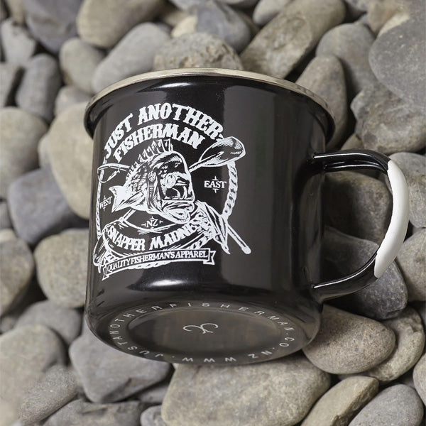 Snapper Madness Mug - Black