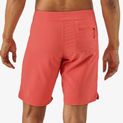 Stretch Hydropeak Boardshorts - Spiced Coral