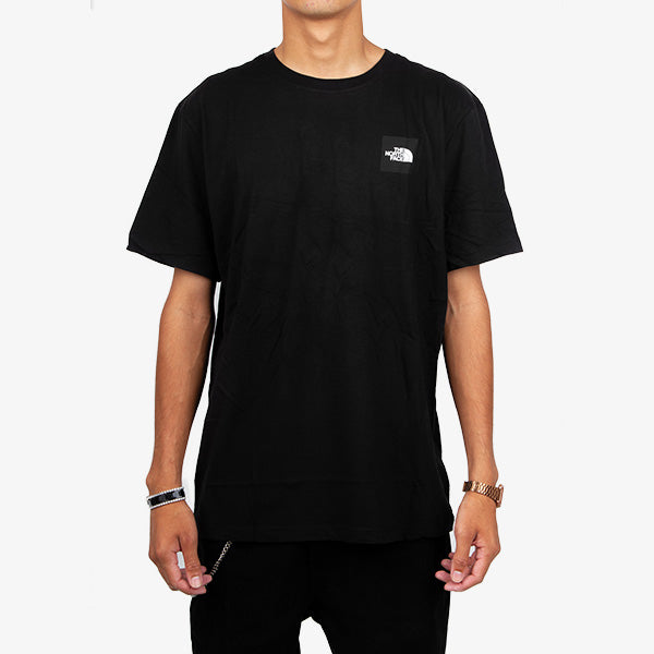 Red Box Tee - Black