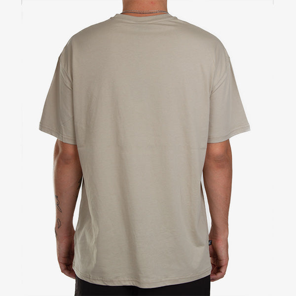 Stock International Tee - Cement