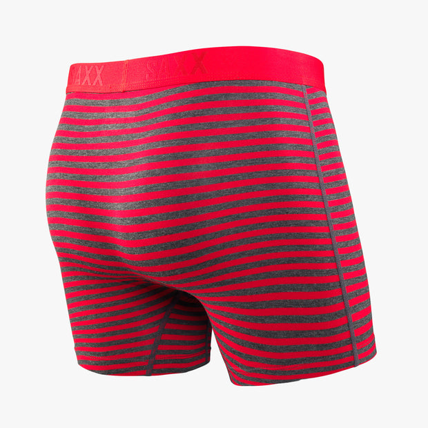 Vibe Boxer - Red Hiker Stripe