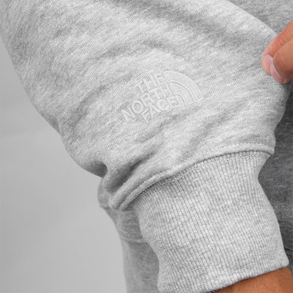 The North Face - Tonal Drop Crew - Grey Heather