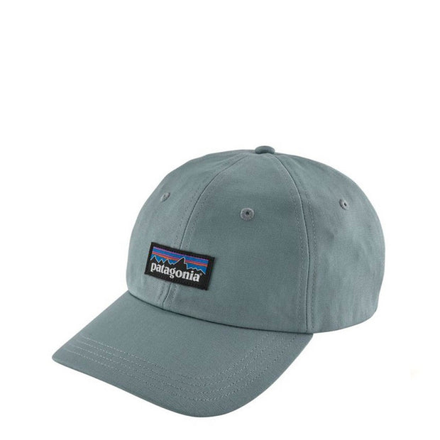 P-6 Label Trad Cap - Cadet Blue