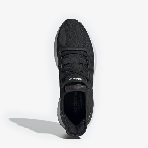 U_Path Run - Black/Black/White