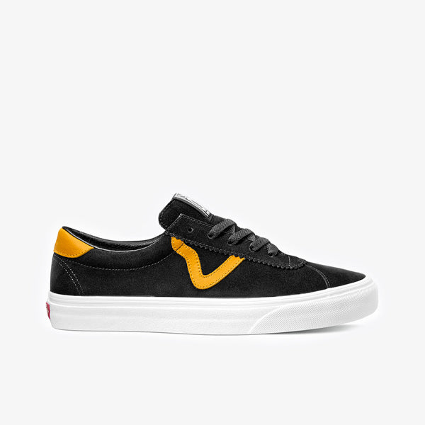 Sport  - Black/Cadmium Yellow