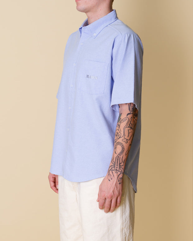 XLARGE - 91 Oxford Shirt - Blue