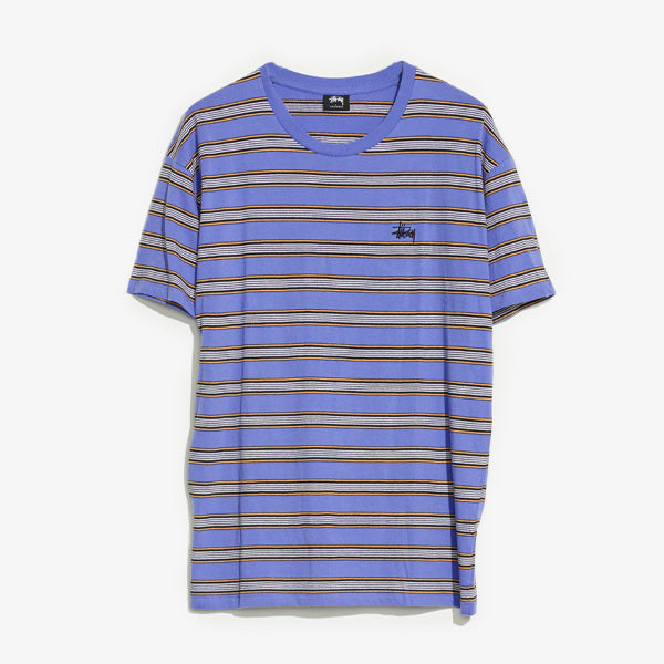 Hank YD Tee - Thistle Blue