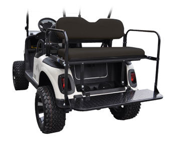 Black Seat Kit. Will fit E-Z-GO® RXV® Golf Carts Madjax