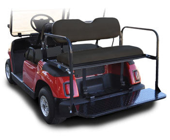 Black Seat Kit. Will fit Yamaha® G-Series™ Golf Carts.