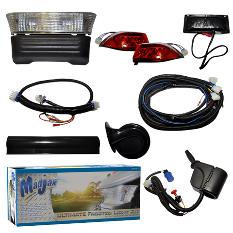 Ultimate Frosted Lens Light Kit - will fit Club Car® Precedent®