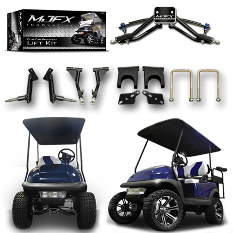 MADJAX 3.5'' A-Arm Lift Kit. Will fit Club Car® Precedent® Golf Carts