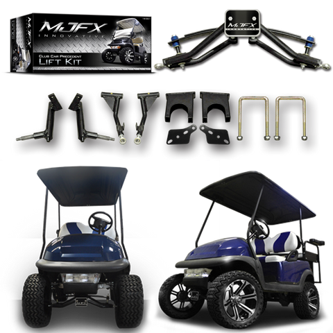 "6"" A-Arm Madjax Lift Kit. Will fit Club Car® Precedent® Golf Carts Gas & Electric"