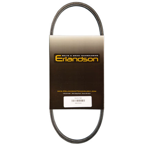 Erlandson Technologies® Starter Belt. Fits 1992-1996 Club Car® DS® Gas Golf Carts