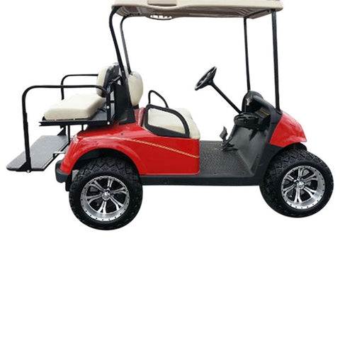 EZGO RXV 2012 Electric cart in Red