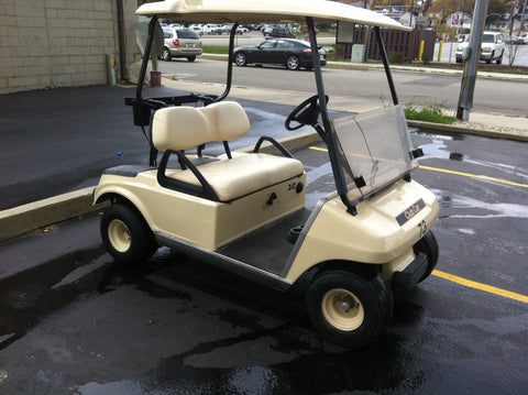 Club Car DS 2010 Gas Basic