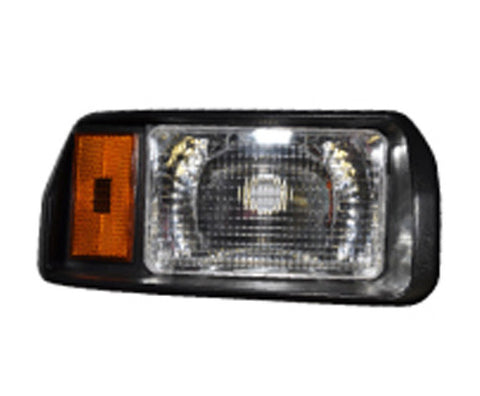 Replacement Right Headlight. Will fit Club Car® DS™ golf carts..