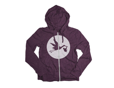 Save the Storks Logo Hoodie