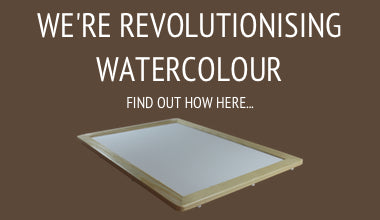 Find out how we're revolutionising watercolour art