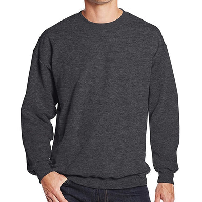 CASUAL PLAIN SWEATSHIRT