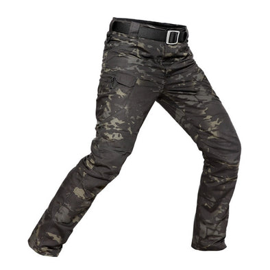 Camouflage Military Casual Combat Cargo Pants