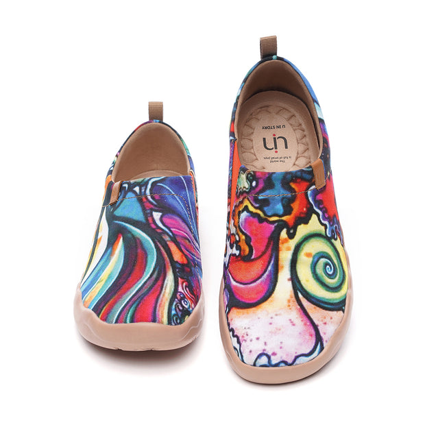 -Sea You- Scarpe Slip-on in Tela da Donna