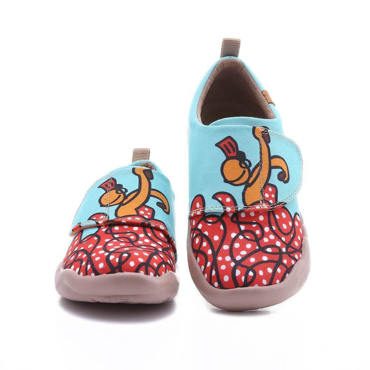 UIN Footwear Kid Dreamy Canvas loafers