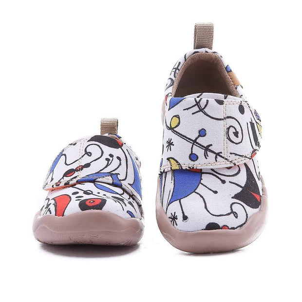 UIN Footwear Kid Fantasy Little Kids Shoes Canvas loafers