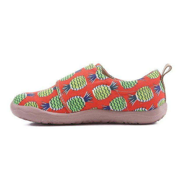 UIN Footwear Kid Jackfruit Canvas loafers
