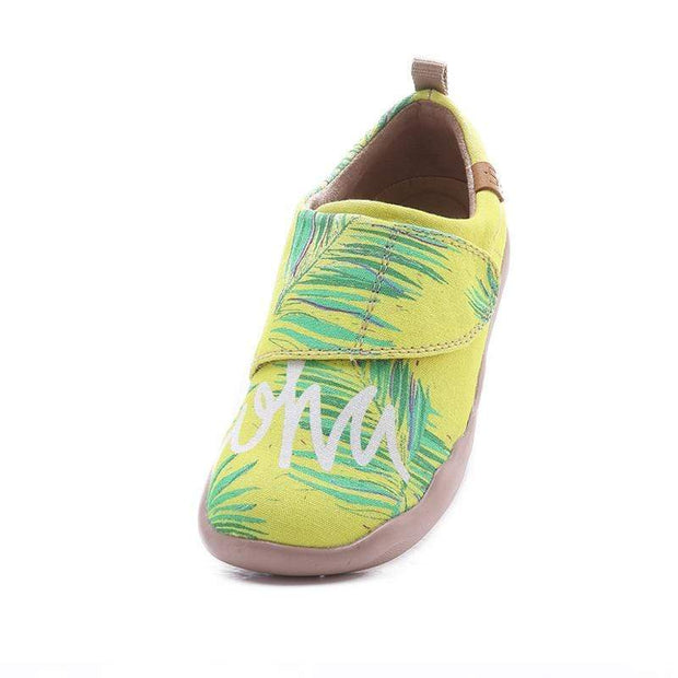 UIN Footwear Kid The Wind Canvas loafers