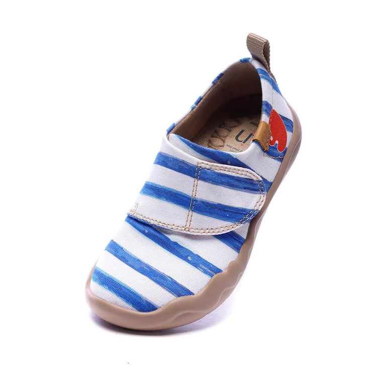 UIN Footwear Kid WAVE UP Kid Canvas loafers