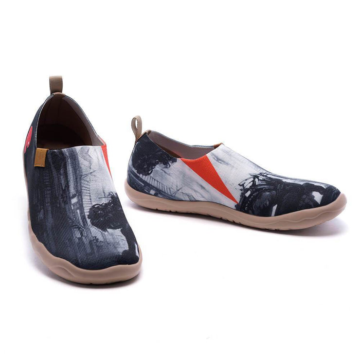 UIN Footwear Men Dapper Thrill Canvas loafers