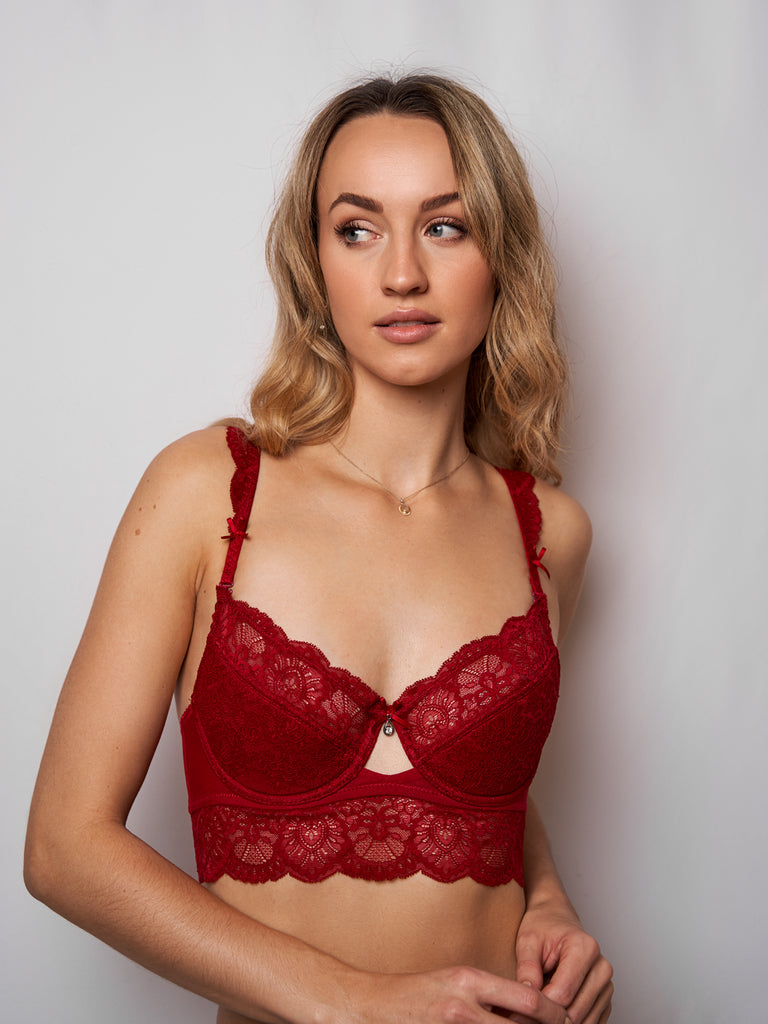 Cherry on Top Bra