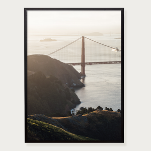 Plakat Golden Gate