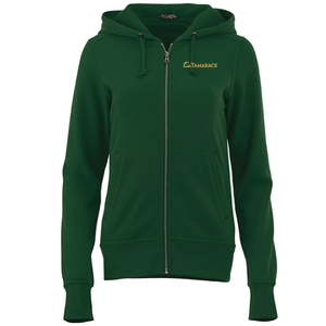 Ladies Full Zip Hoodie