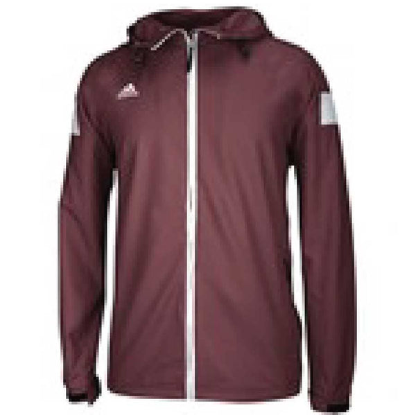 Men's Adidas Woven Full Zip Jacket