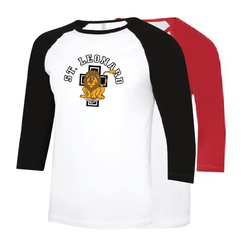 St Leonard CS - Baseball Shirt