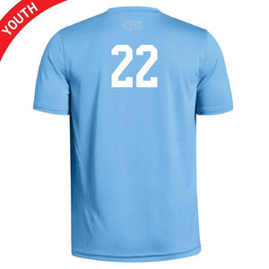 Youth UA Locker Tee Jersey