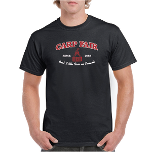 Carp Fair Adult Unisex Cotton Tee