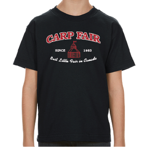 Carp Fair Youth Unisex Cotton Tee