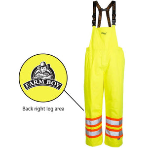 Arctic Freezer Bib Pants